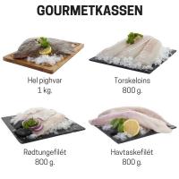 Gourmetkassen (inkl. fragt)